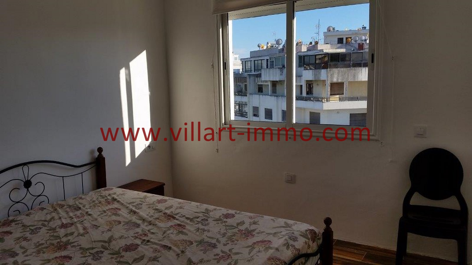 13-Vente-Appartement-Tanger-Centre-De-Ville-Chambre a coucher 4-VA518-Villart Immo