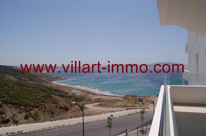 2-Location-Appartement-Meublé-Tanger-Vue mer 1-L952-Villart immo