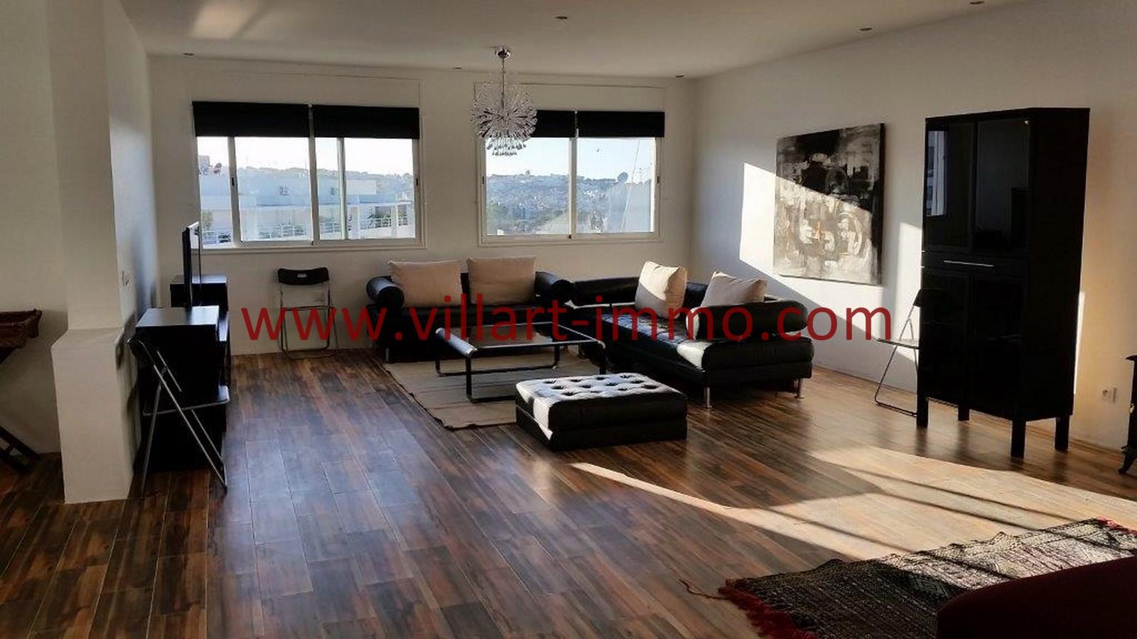 3-Vente-Appartement-Tanger-Centre-De-Ville-Salon 1-VA518-Villart Immo