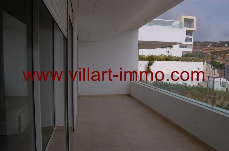 ... 4 Location Appartement Meublé Tanger Terrasse L952 Villart Immo ...