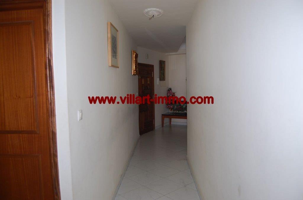 4-Location-Appartement-Non meublé-Centre ville-Entrée-Agence immobiliere-Tanger-L1054
