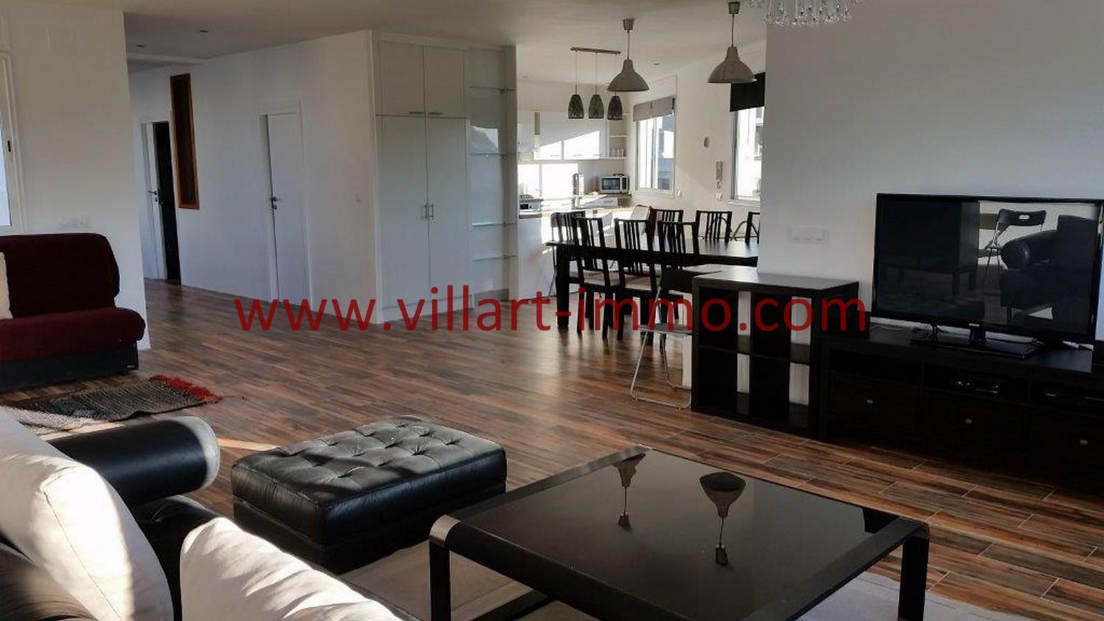 4-Vente-Appartement-Tanger-Centre-De-Ville-Salon 2-VA518-Villart Immo