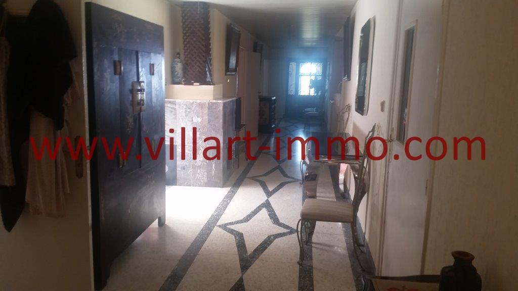 5-Location-Appartement villa-Tanger-Nuinuish-L1062-Meublé-Entrée