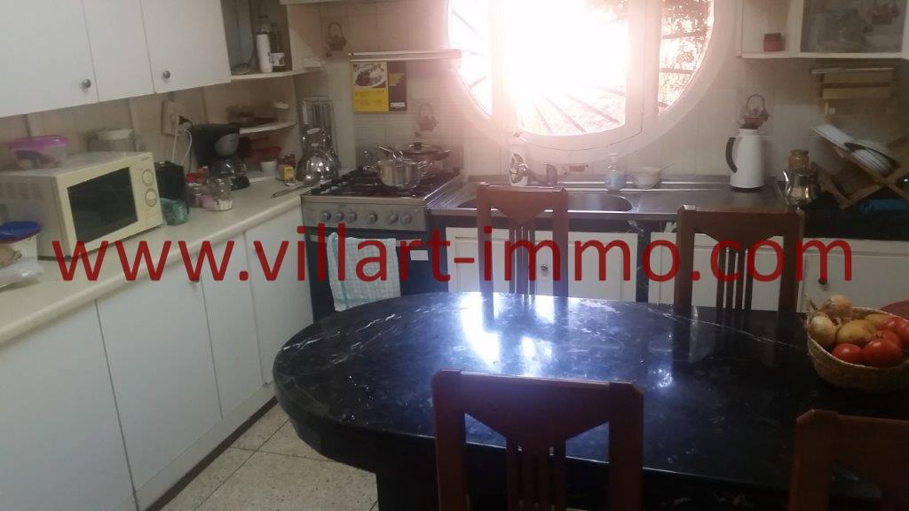 6-Location-Appartement Villa-Tanger-Nuinuish-L1062-Meublé-Cuisine 1
