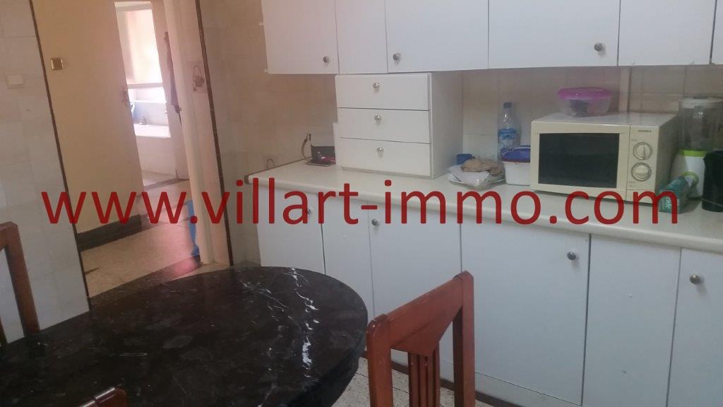7-Location-Appartement Villa-Tanger-Nuinuish-L1062-Meublé-Cuisine 2