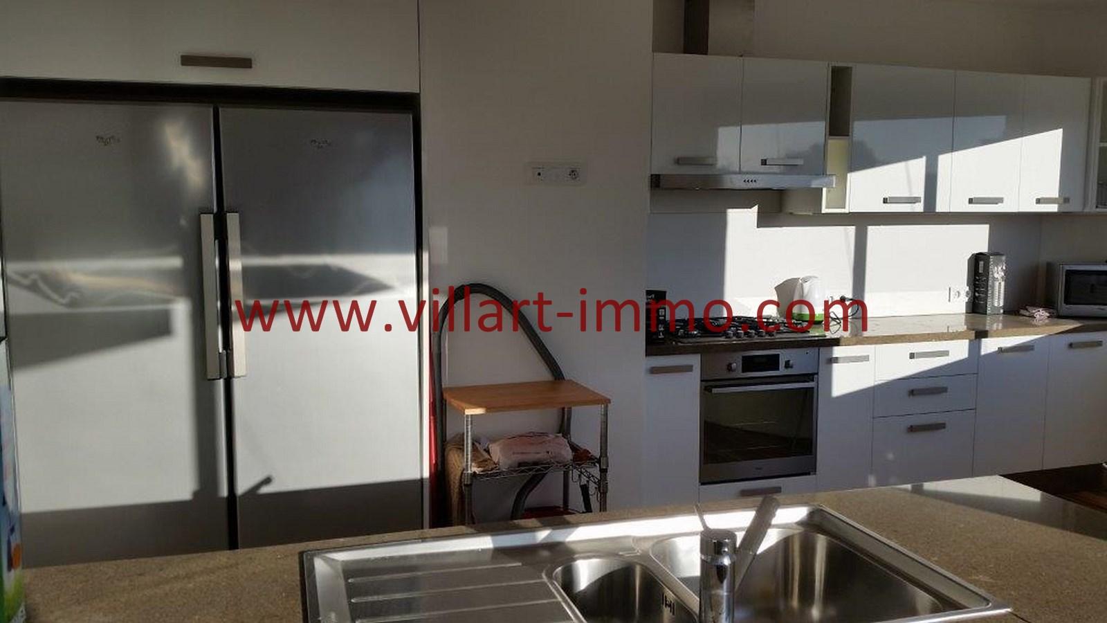 7-Vente-Appartement-Tanger-Centre-De-Ville-Cuisine-VA518-Villart Immo