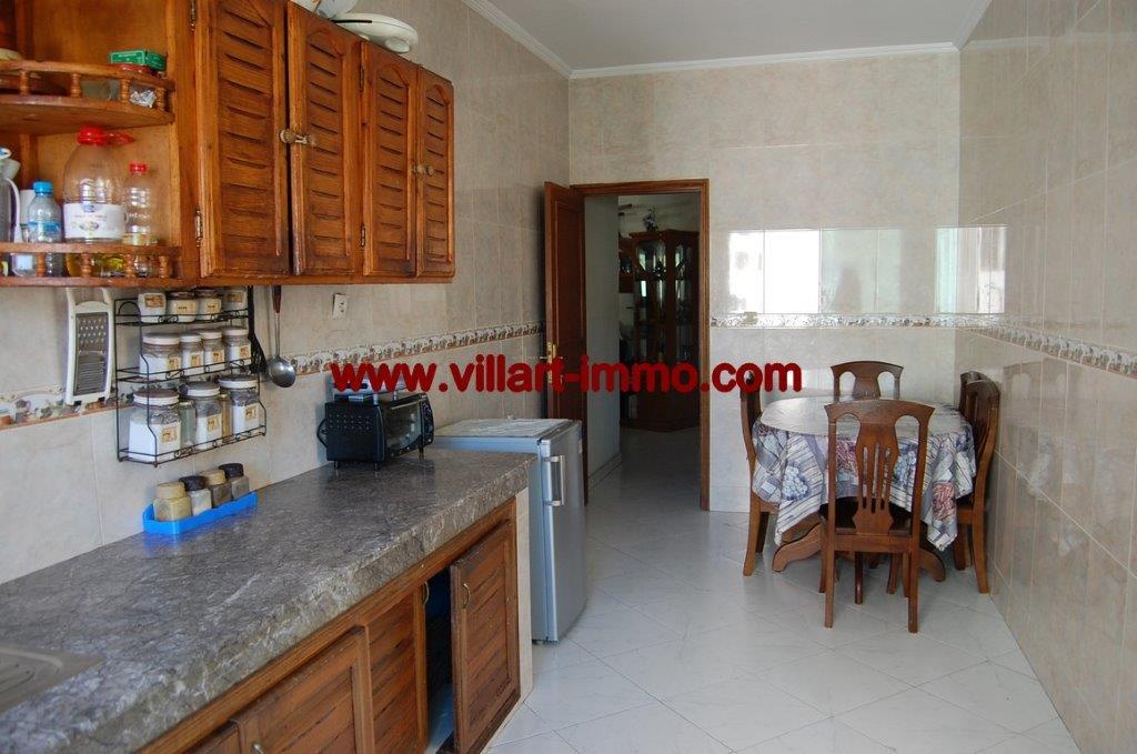 8-Location-Appartement-Non meublé-Centre ville-Cuisine-Agence immobiliere-Tanger-L1054