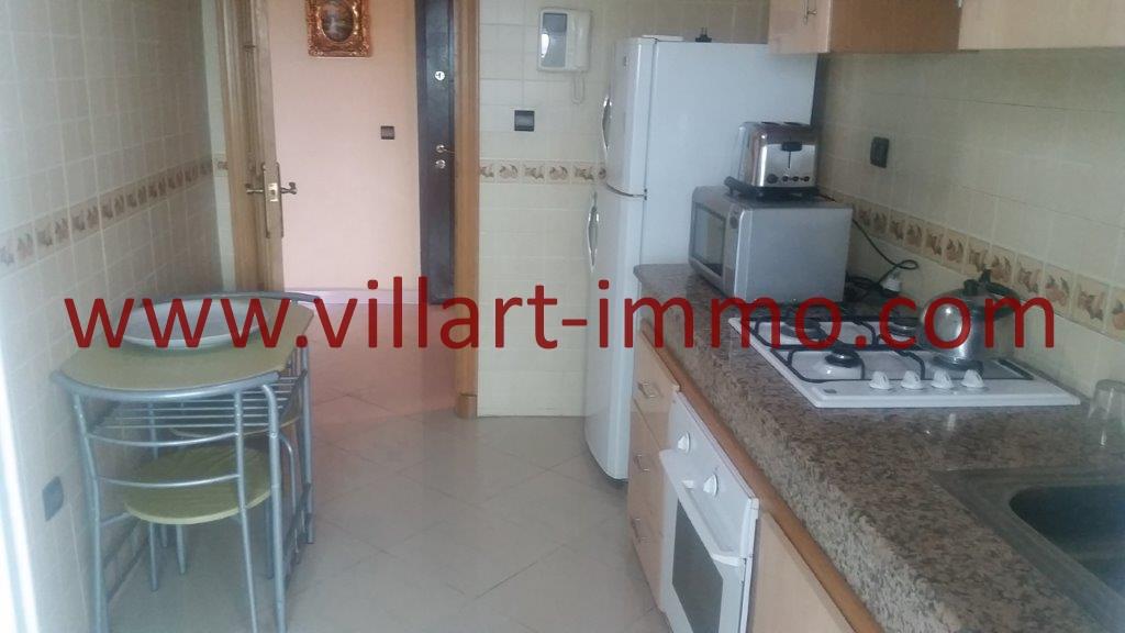 04-Location-Appartement-Tanger-Meublé-Centre ville-Cuisine-L1067