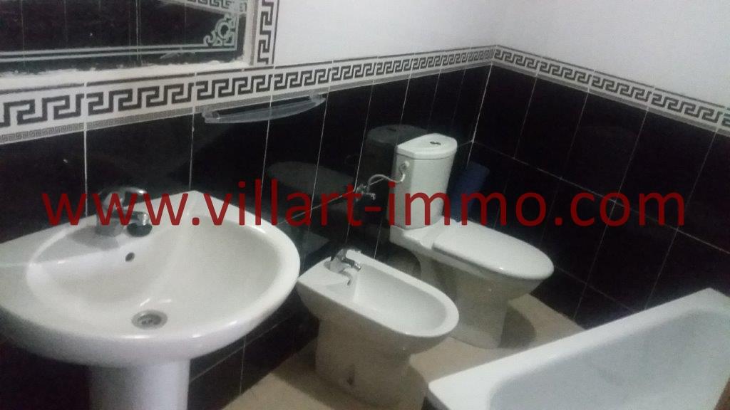 06-Location-Appartement-Tanger-Meublé-Centre ville-Salle de bain-L1067