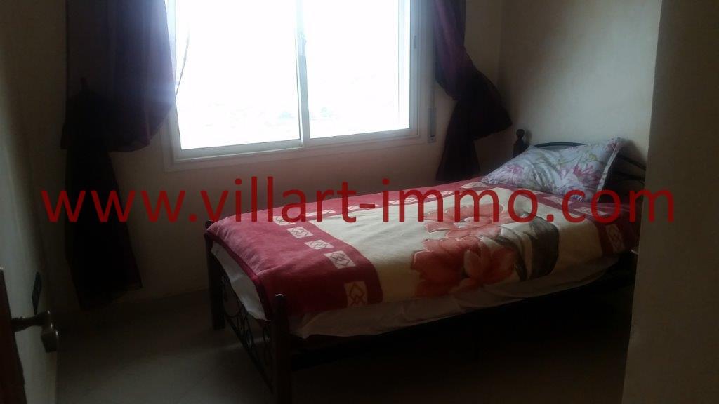 07-Location-Appartement-Tanger-Meublé-Centre ville-Chambre 2-L1067
