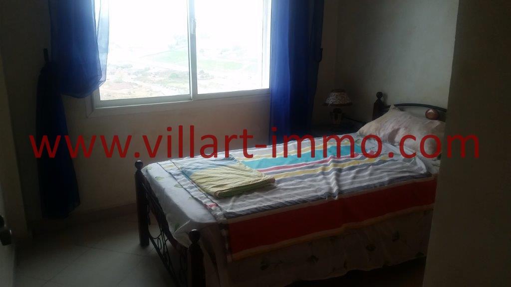 08-Location-Appartement-Tanger-Meublé-Centre ville-Chambre 3-L1067