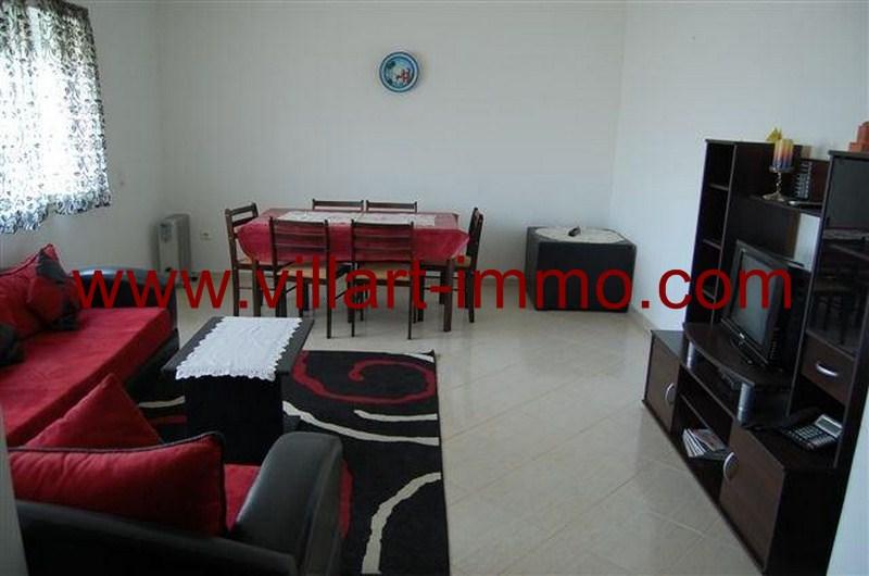 1-Vente-Appartement-Tanger-Route-de-Rabat-Salon 1-VA521-Villart Immo