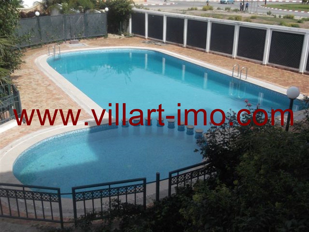 A louer belle villa situ e pr s du golf royal de tanger zone boubana villart - Location meublee amortissement du bien ...