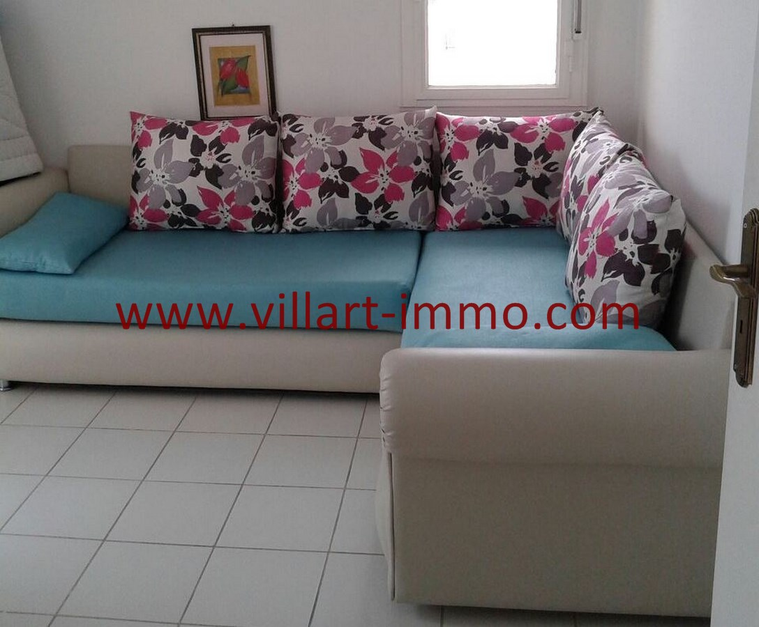 2-Vente-Appartement-Martil-Salon 1-VA519-Villart Immo