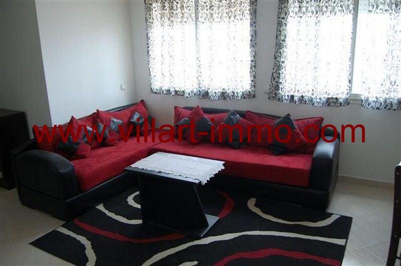 3-Vente-Appartement-Tanger-Route-de-Rabat-Salon 3-VA521-Villart Immo