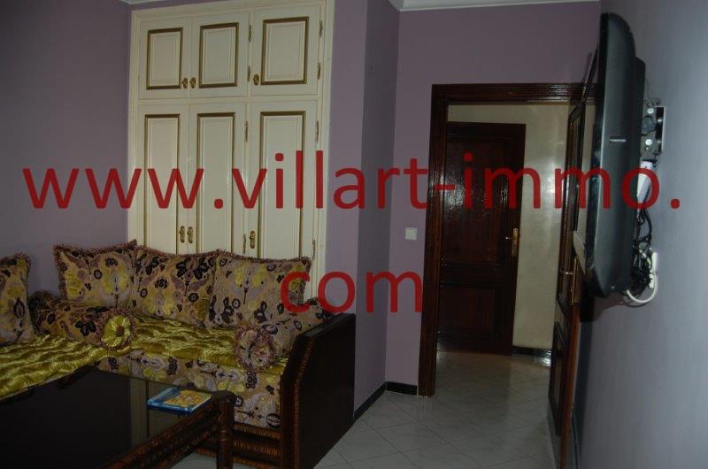 4-Location-Tanger-Appartement-Centre ville-Séjour-L1068-Villart immo [VillArt]