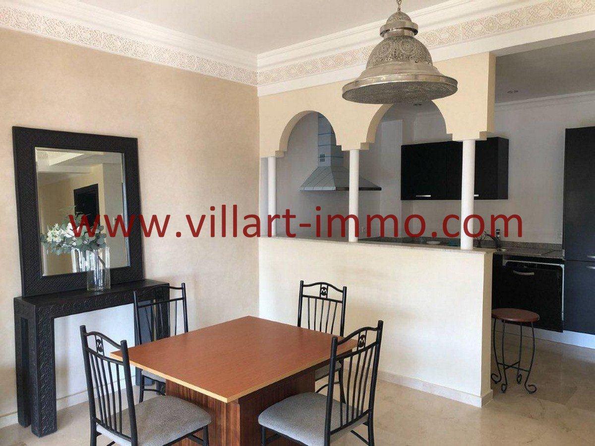 4-Vente-Appartement-Assilah-Salle a manger-VA520-Villart Immo