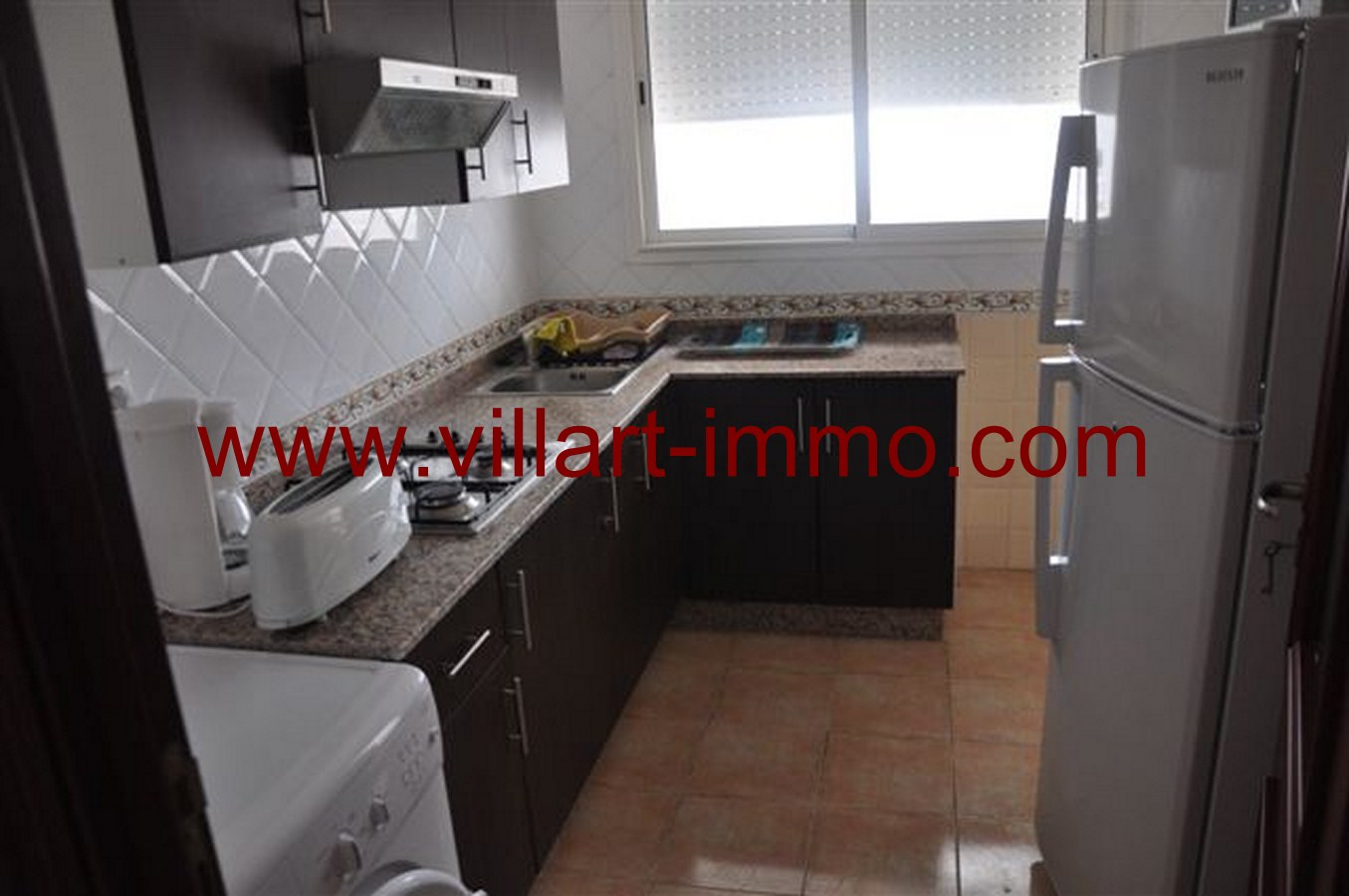 4-Vente-Appartement-Tanger-Route-de-Rabat-Cuisine-VA521-Villart Immo