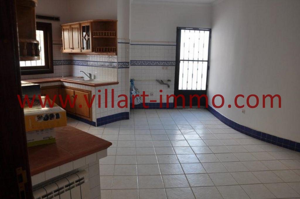 5-Location-villa-Tanger-non meublée-Boubana-Cuisine-LV152