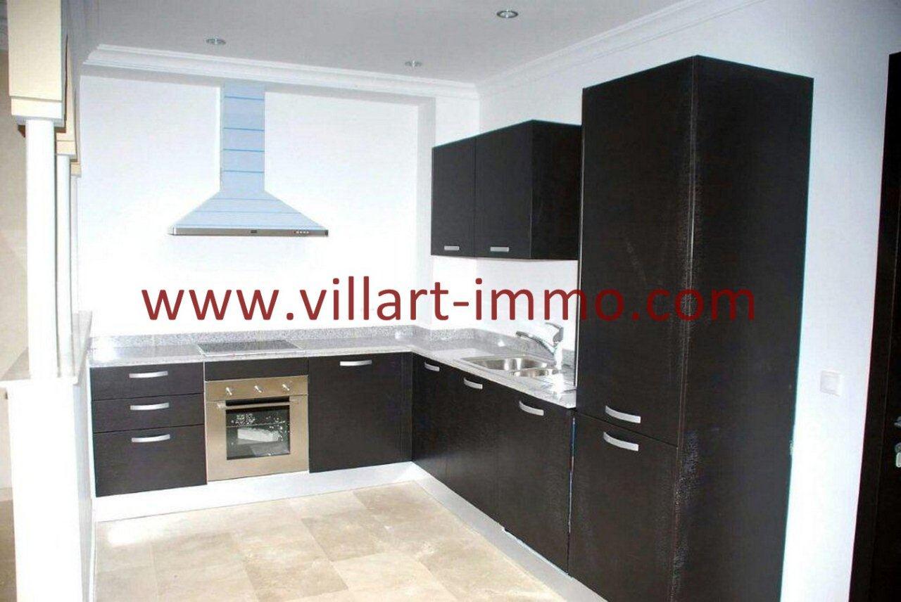 5-Vente-Appartement-Assilah-Cuisine -VA520-Villart Immo