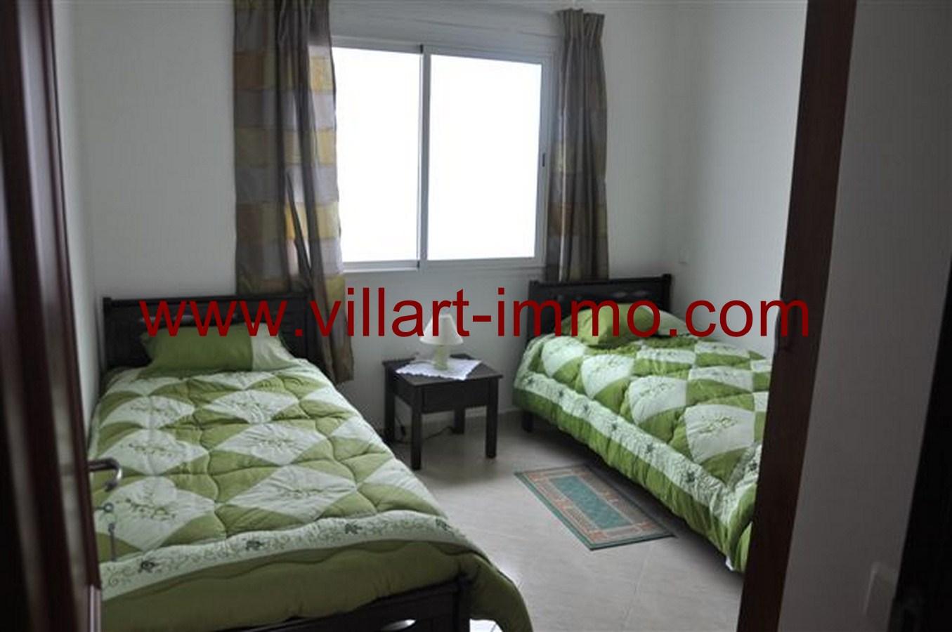6-Vente-Appartement-Tanger-Route-de-Rabat-Chambre 2-VA521-Villart Immo