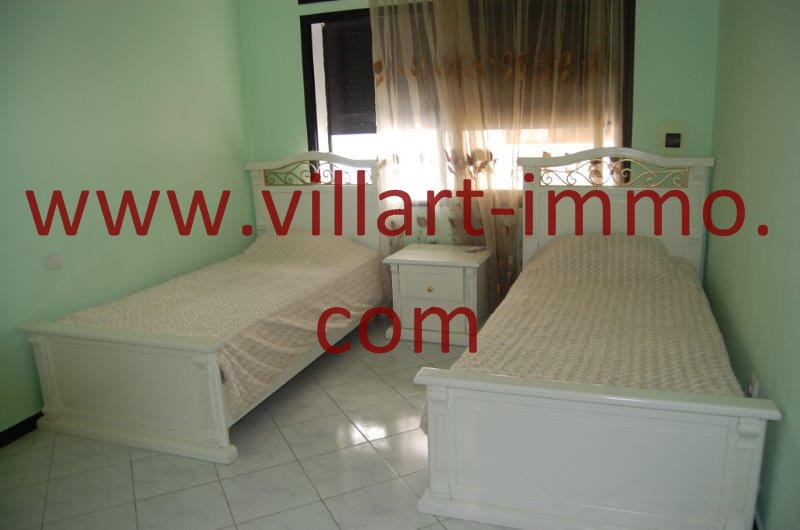 7-Location-Tanger-Appartement-Centre ville-Chambre2-L1068-Villart immo [VillArt]