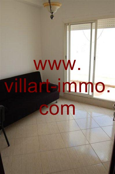 7-Vente-Appartement-Tanger-Route-de-Rabat-Chambre 3-VA521-Villart Immo