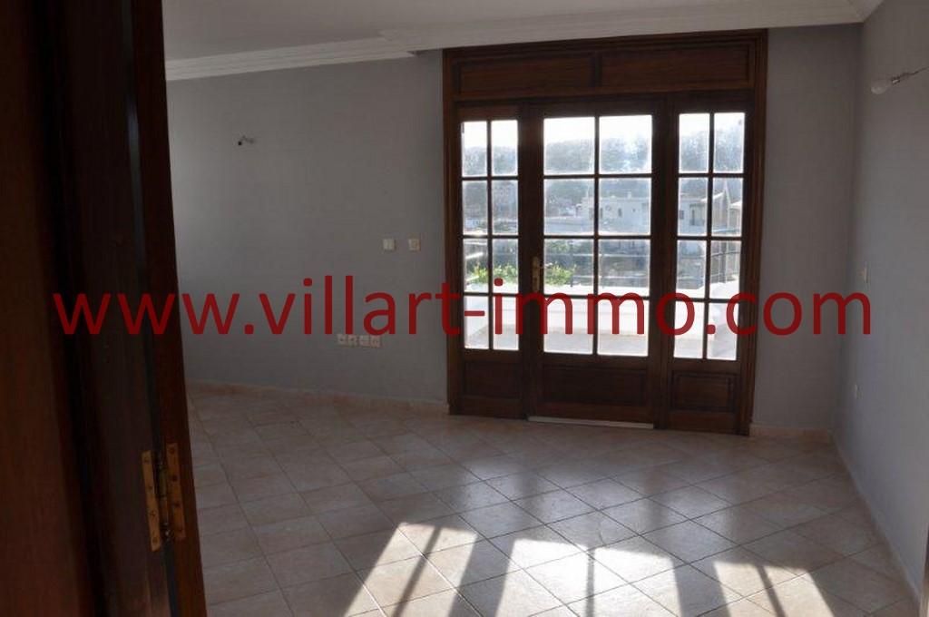 8-Location-villa-Tanger-non meublée-Boubana-Chambre 2-LV152