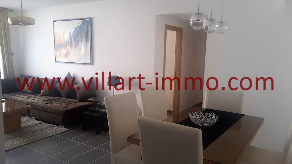 1-Location-Appartement-Tanger-Centre ville-Salon-L1074