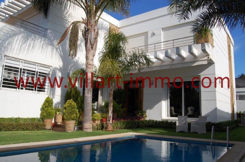 1-Location-villa-Tanger-non meublée-LV1076