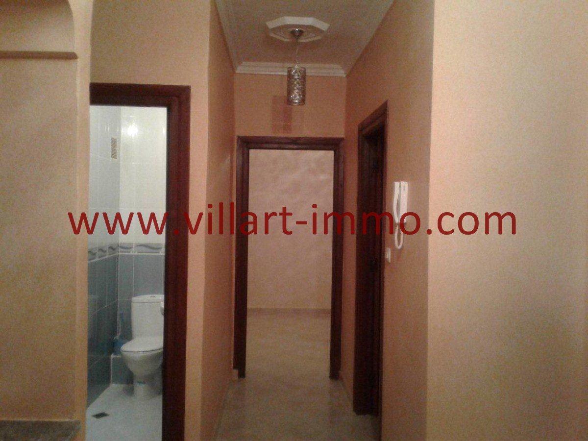 1-Vente-Appartement-Tanger-Entrée-VA524-Route de Rabat-Villart Immo