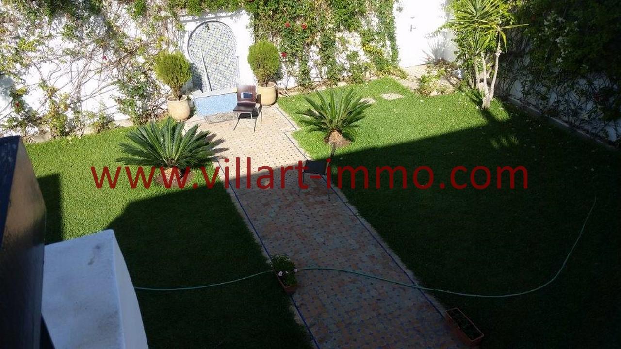 10-A louer-Tanger-Villa-Non meublée-Malabata-LV1078