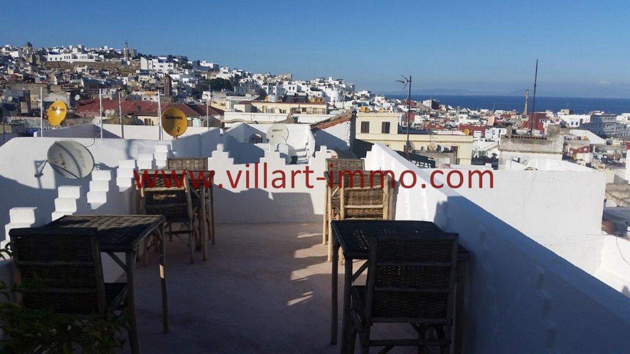 10-Vente-Maison-Tanger-Médina-Terrasse-VM527-Villart Immo