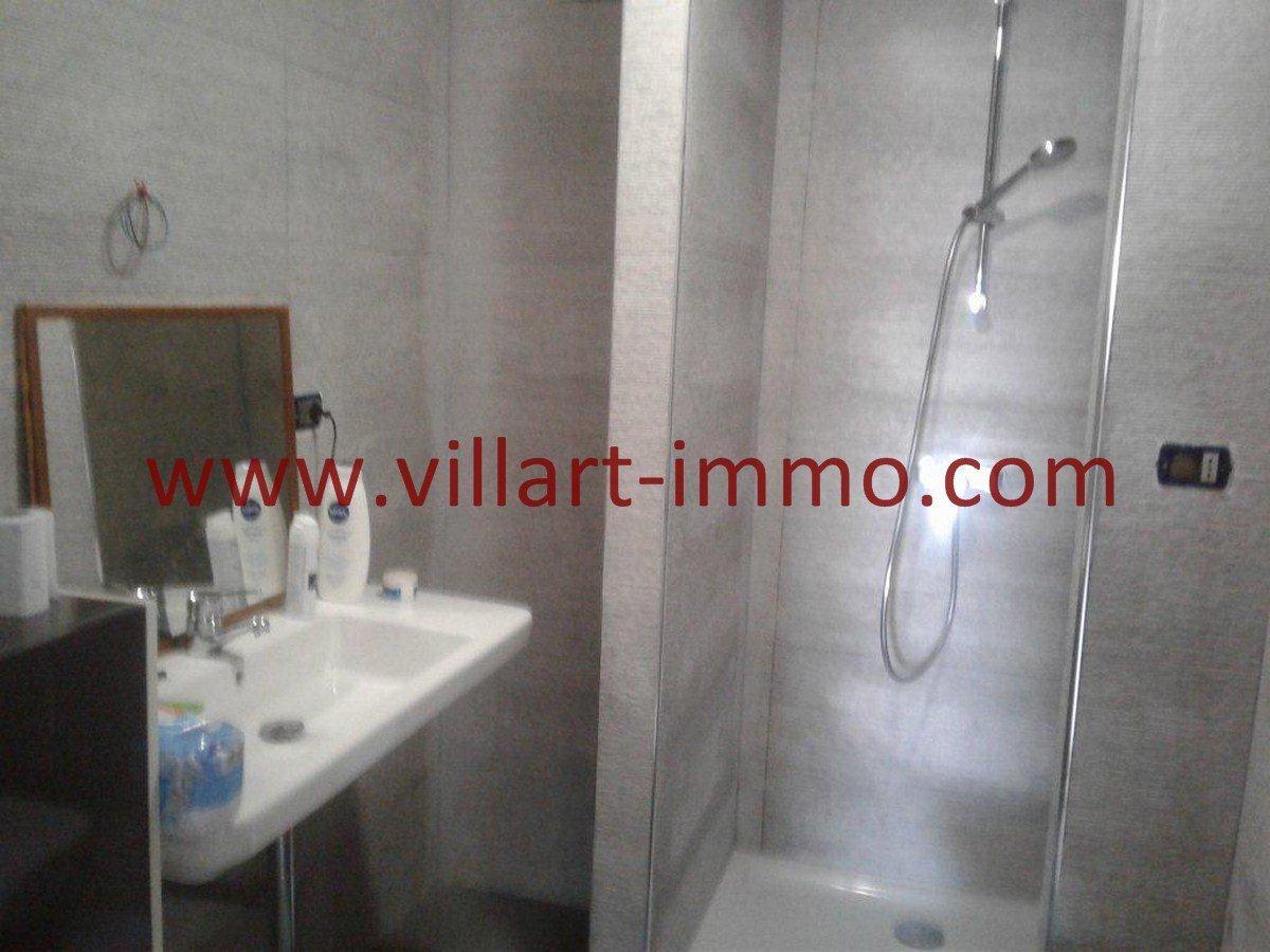 11-Vente-Appartement-Tanger-Centre-De-Ville-Salle de bain 2 -VA525-Villart Immo