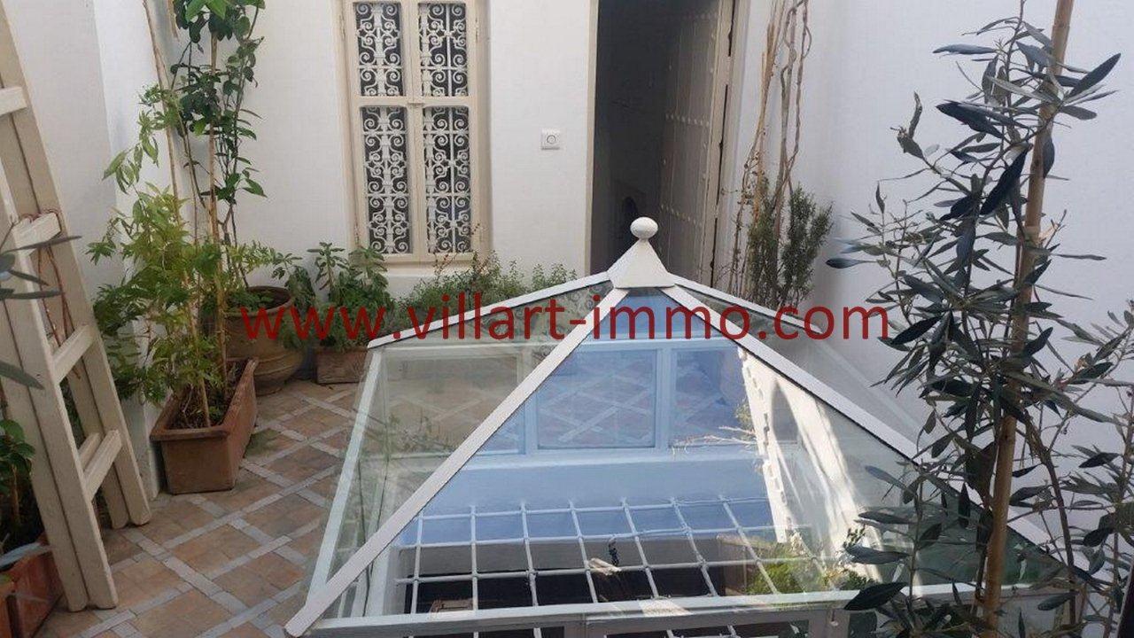 11-Vente-Maison-Tanger-Médina-terrasse 2 -VM527-Villart Immo