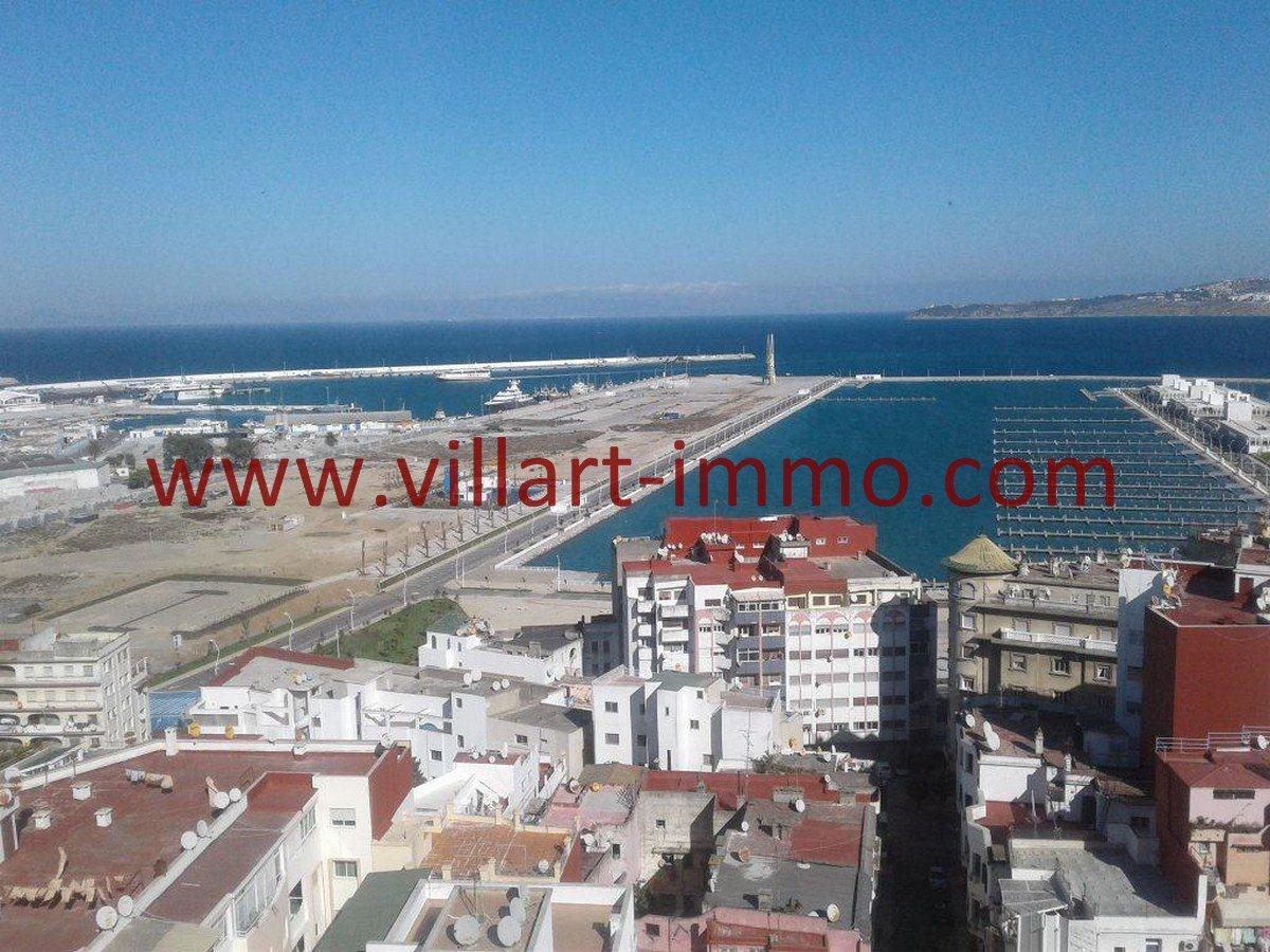 12-Vente-Appartement-Tanger-Centre-De-Ville-Vue -VA525-Villart Immo