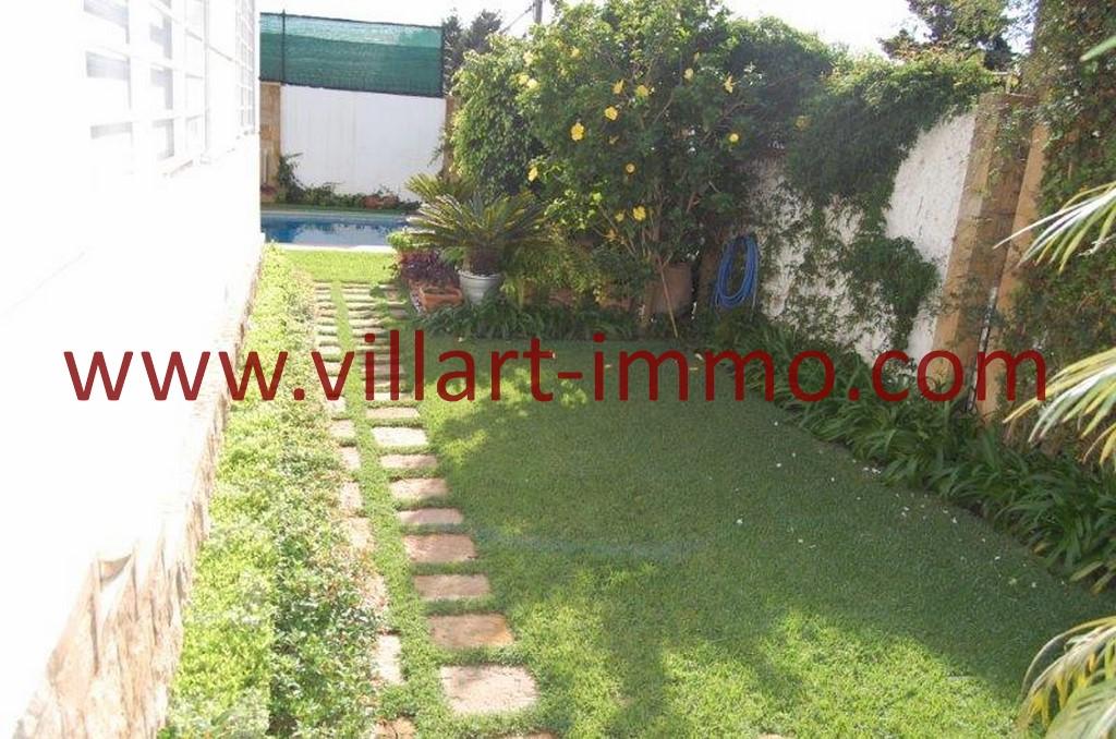 19-Location-villa-Tanger-non meublée-LV1076