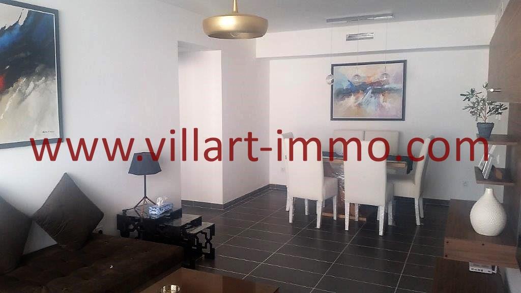 2-Location-Appartement-Tanger-Centre ville-Salon-L1074