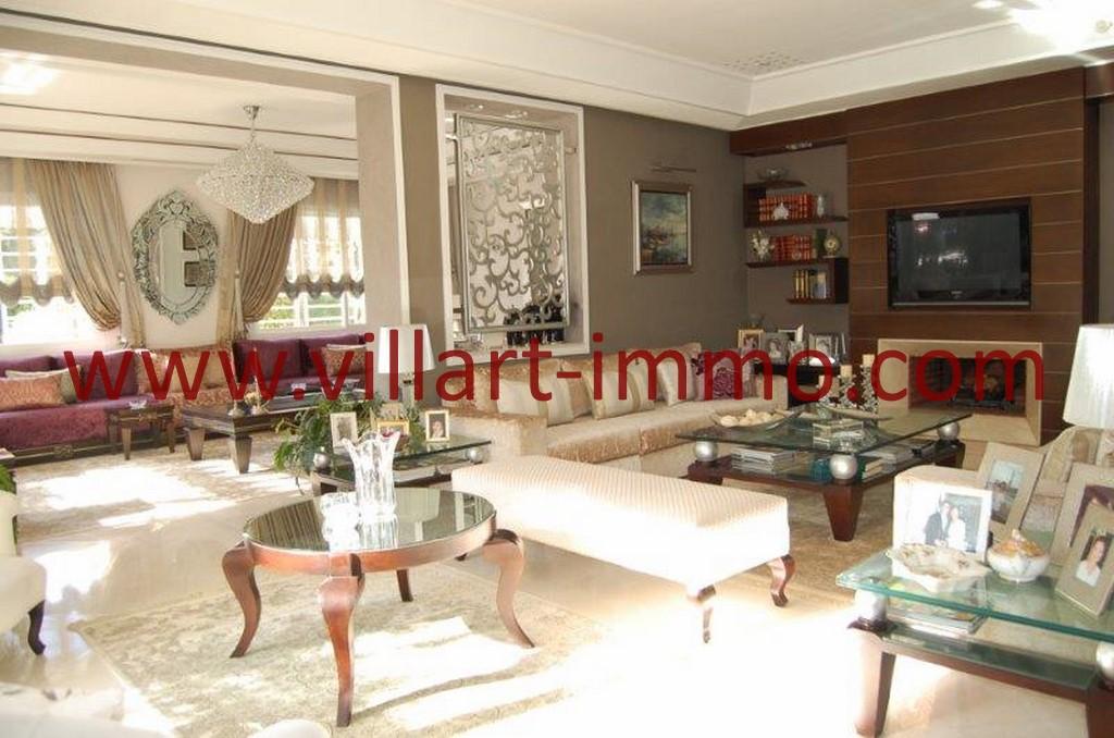 3-Location-villa-Tanger-non meublée-LV1076