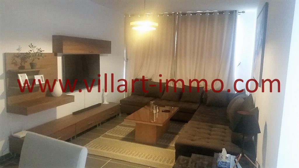 4-Location-Appartement-Tanger-Centre ville-Salon-L1074