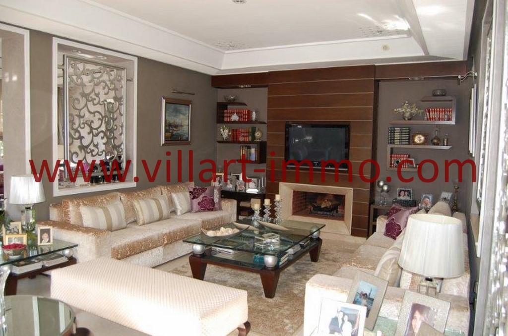 4-Location-villa-Tanger-non meublée-LV1076