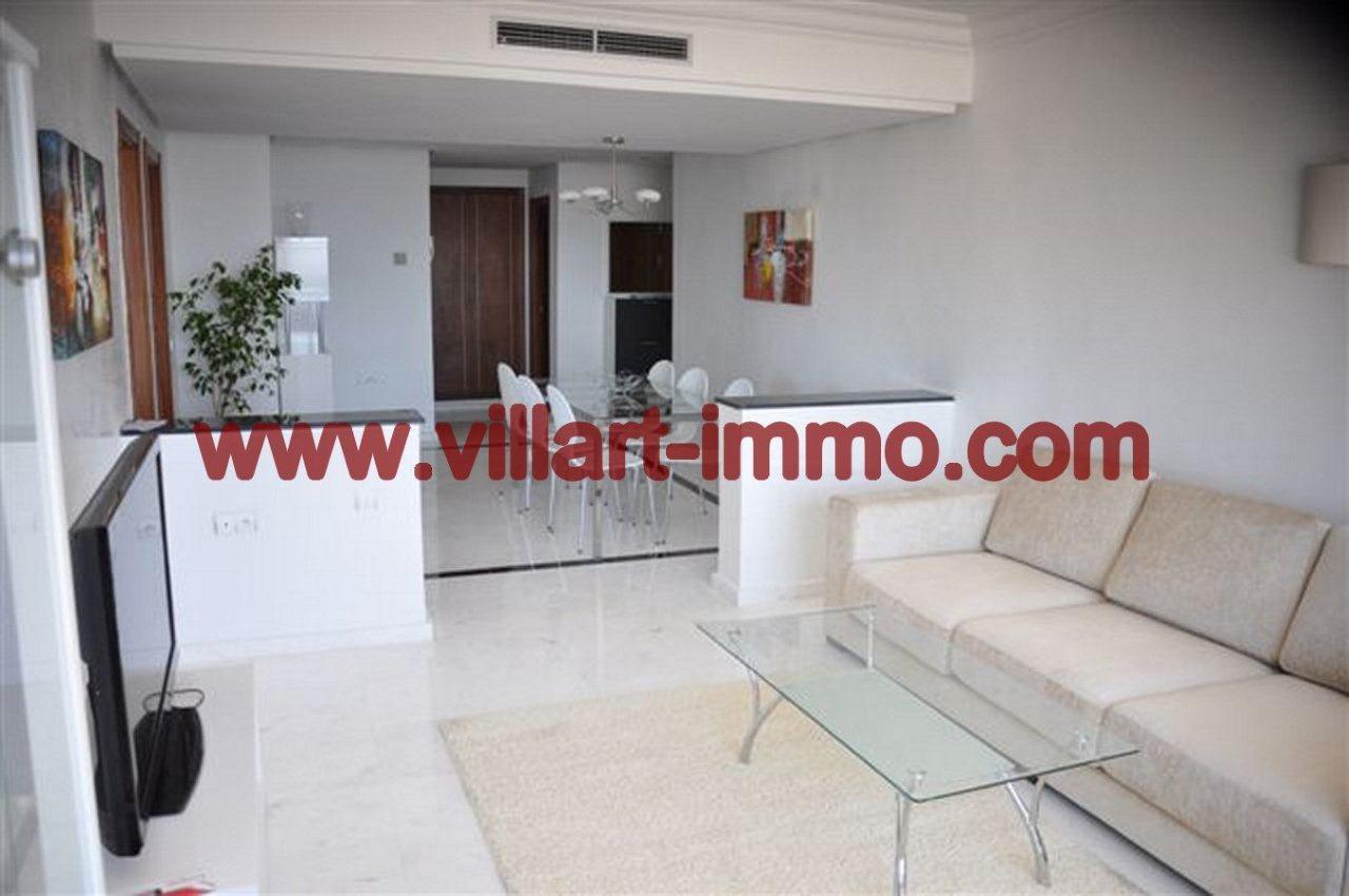 4-Vente-Appartement-Tanger-Centre-De-Ville-Salon 4-VA525-Villart Immo