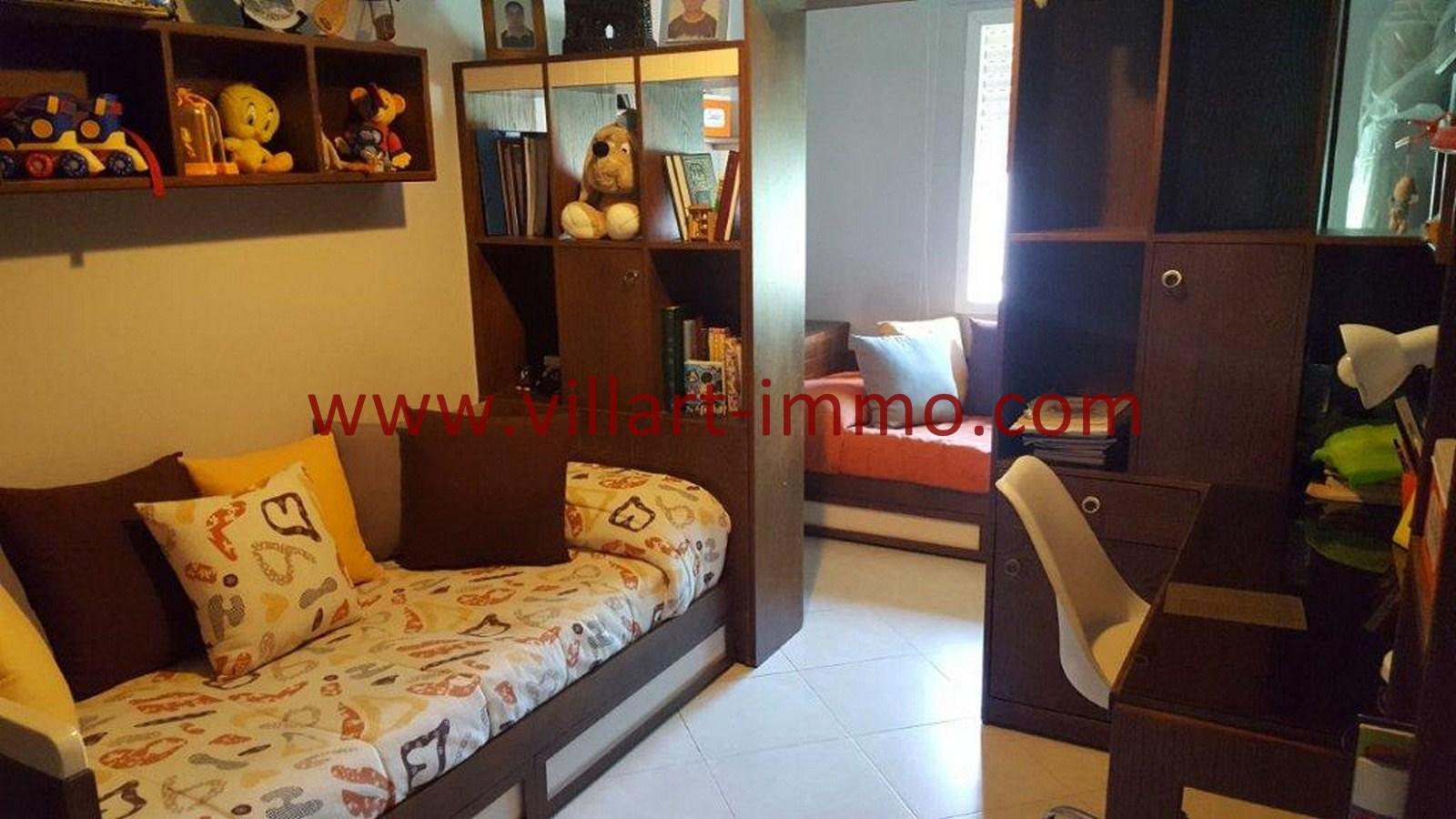 5-Vente-Appartement-Tanger-Chambre 1-VA523-Centre ville -Villart Immo