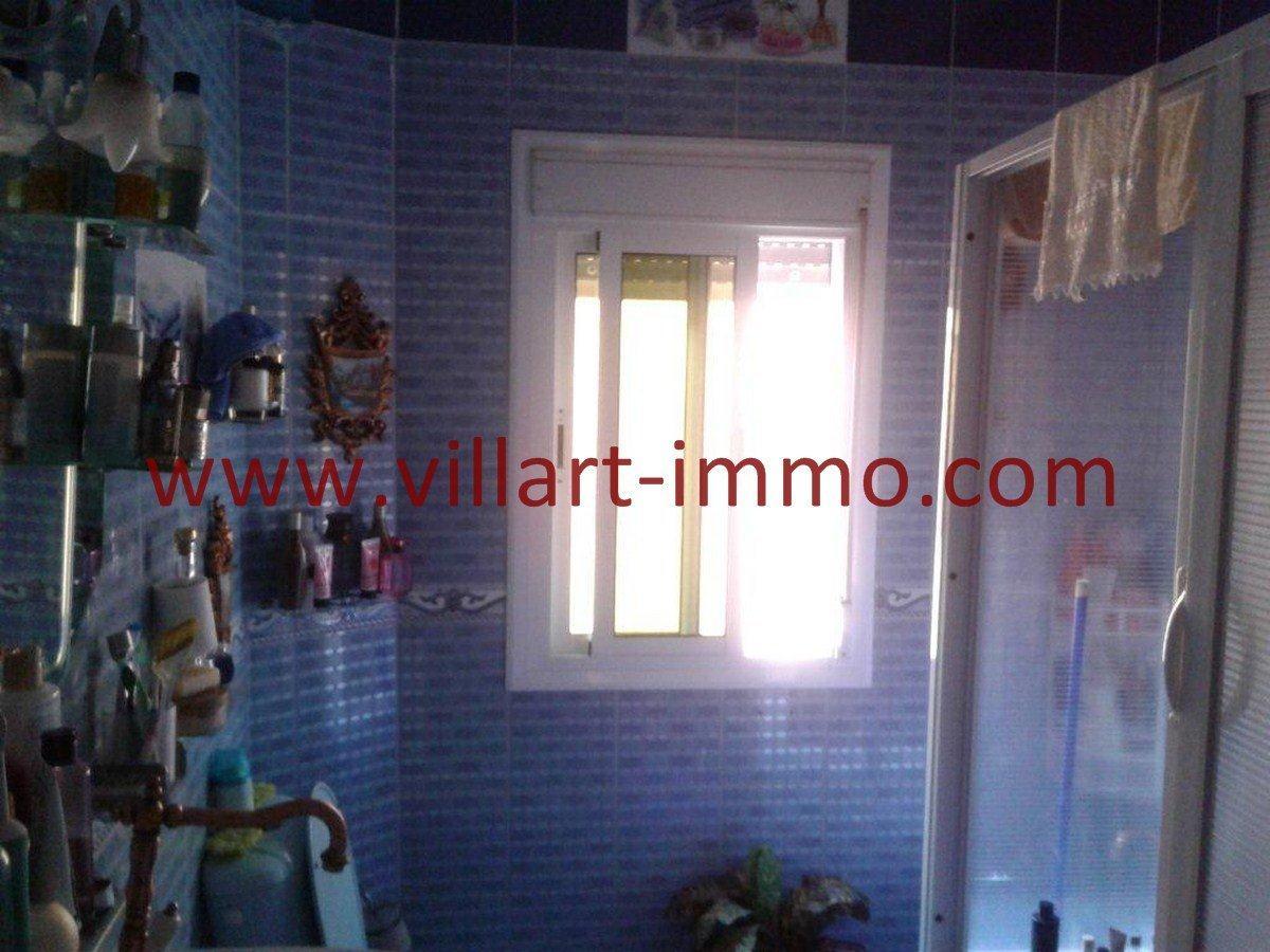 5-Vente-Appartement-Tanger-Salle de bain-VA529-Villart Immo