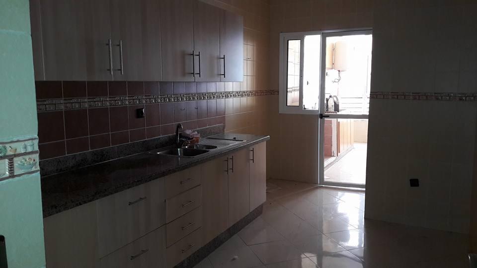 6-Location-appartement-Non meublé-Tanger-Quartieradministratif-Cuisine-L1069