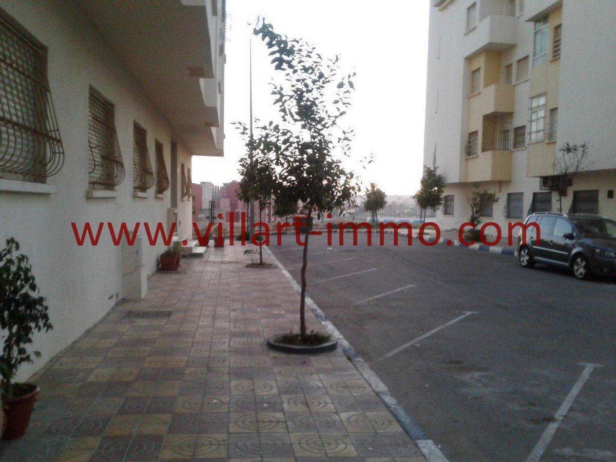 8-Vente-Appartement-Tanger-Vue 2-VA524-Route de Rabat-Villart Immo