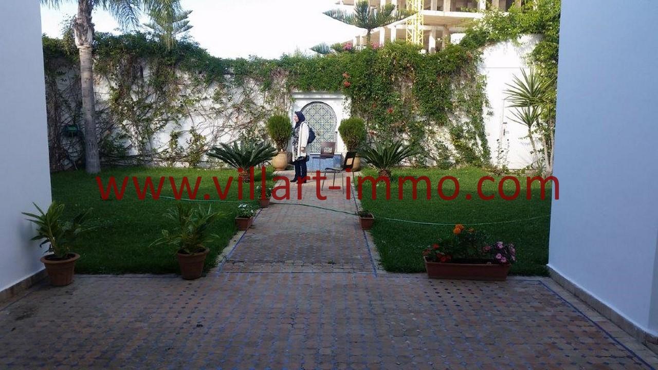 9-A louer-Tanger-Villa-Non meublée-Malabata-LV1078