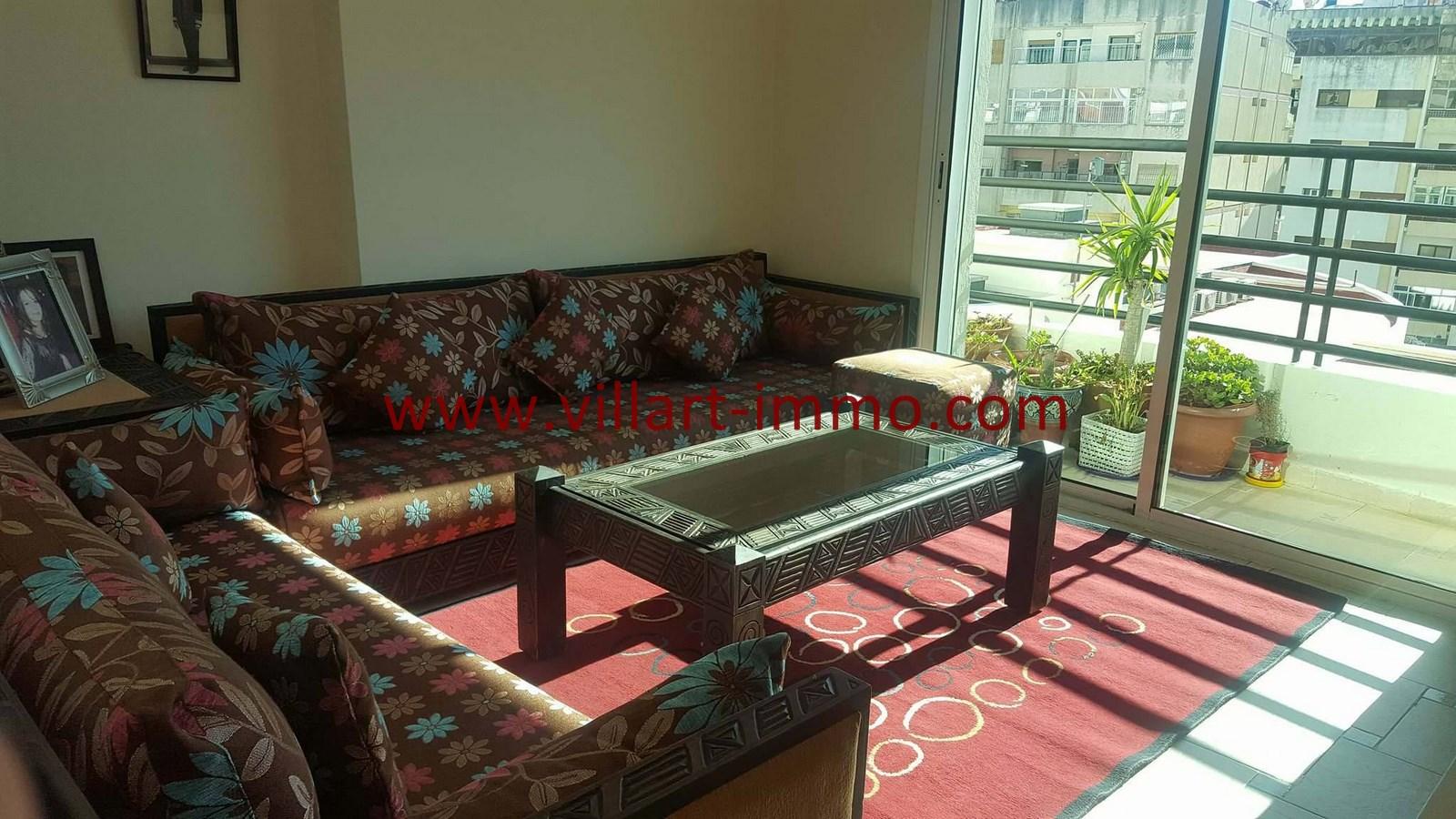 1-Vente-Appartement-Centre-ville-Tanger-Chambre 1-VA531-Villart Immo