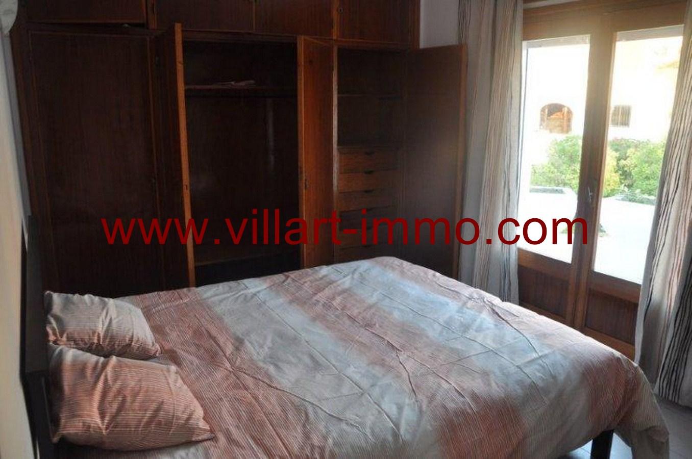 10-Location-Villa-Meublé-Malabata-Chambre 2-Villart immo-Tanger-LV126