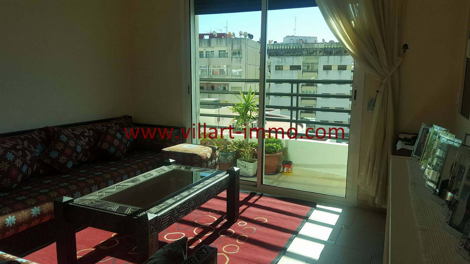 2-Vente-Appartement-Centre-ville-Tanger-Chambre 1-VA531-Villart Immo